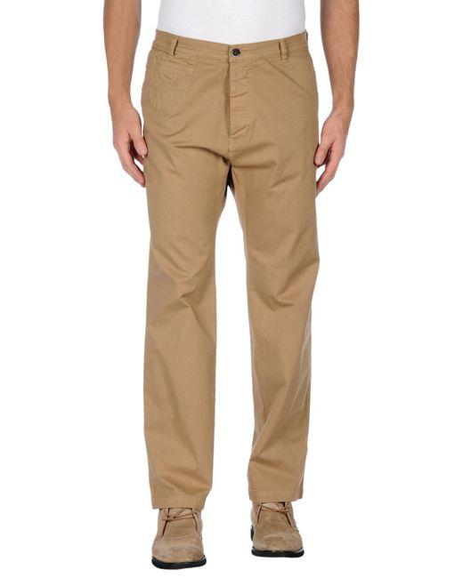 Barena - Natural Casual Trouser for Men - Lyst