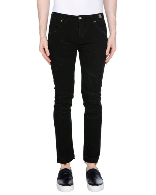 0/zero Construction - Black Denim Pants for Men - Lyst
