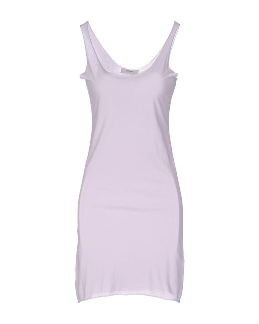 Alpha Studio - Pink Short Dresses - Lyst