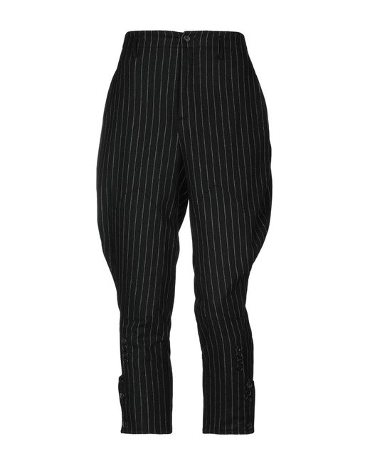 Ralph Lauren Collection - Black Casual Trouser - Lyst