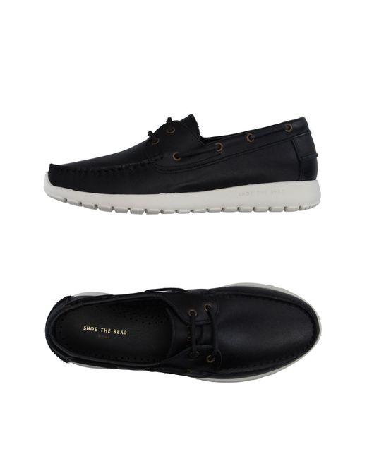 Shoe The Bear | Black Loafer for Men | Lyst