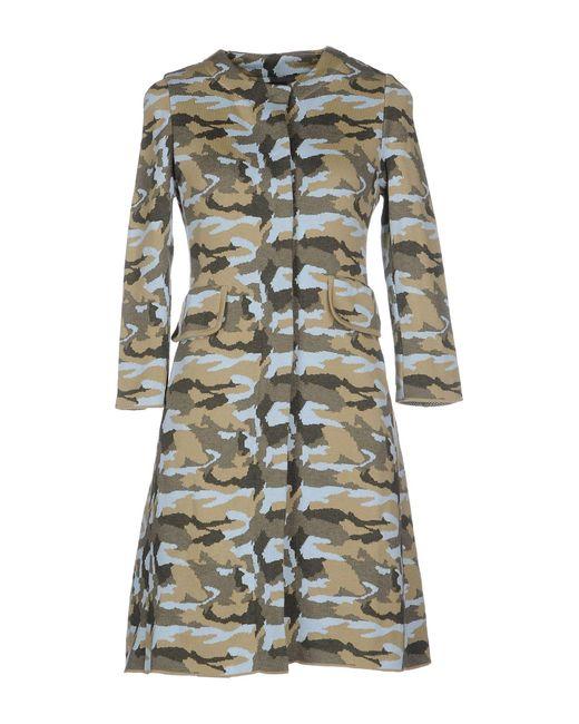 Charlott - Multicolor Overcoats - Lyst