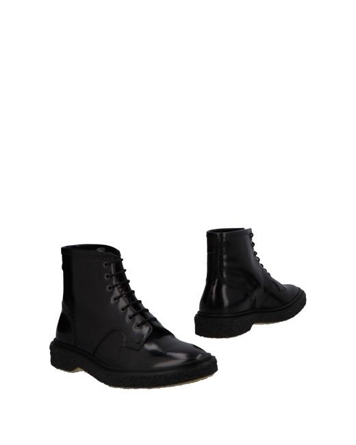 Adieu - Black Ankle Boots - Lyst