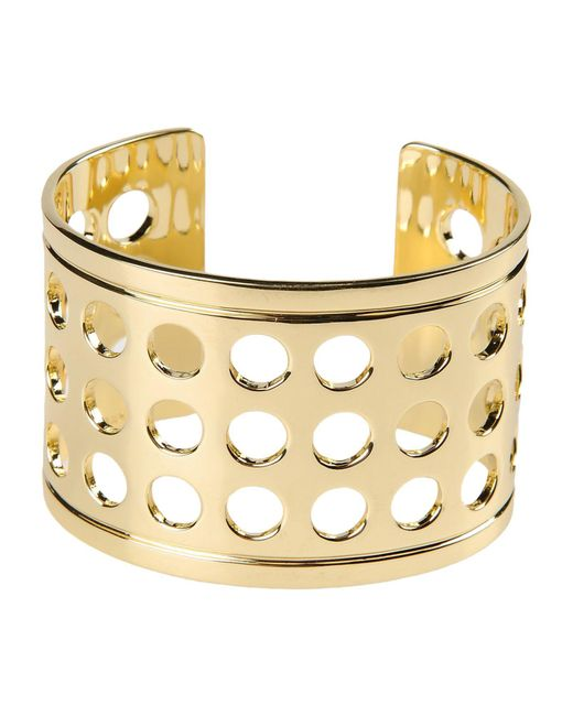 Arme De L'Amour Metallic Bracelet