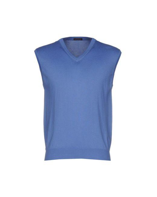 Ballantyne - Blue Jumper for Men - Lyst