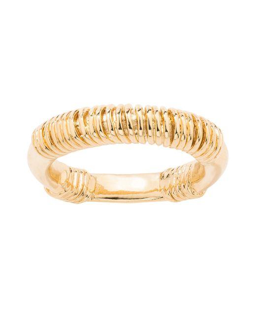 Aurelie Bidermann - Metallic Ring - Lyst