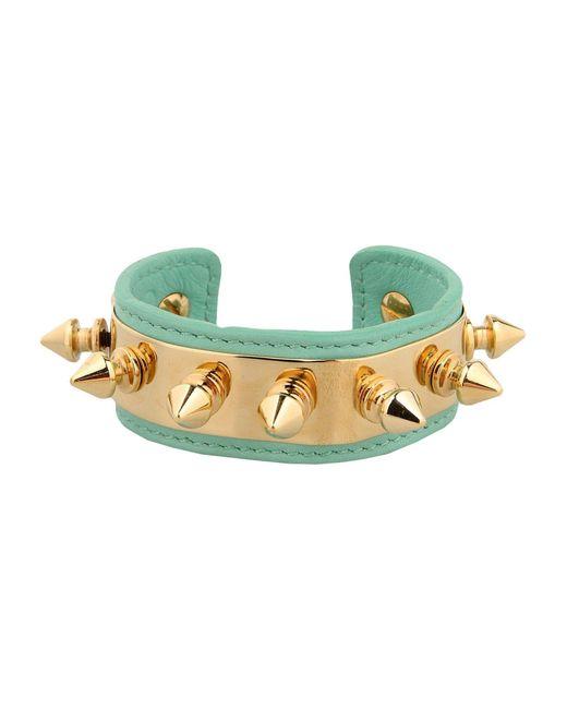 Aurelie Bidermann - Green Bracelets - Lyst