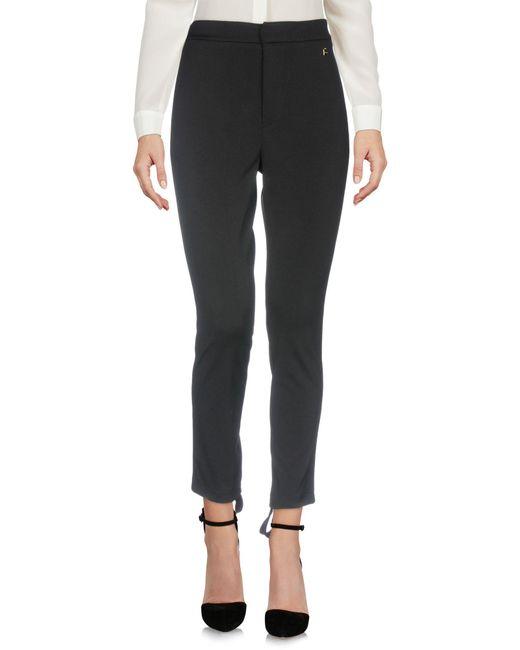 Souvenir Clubbing - Black Casual Pants - Lyst
