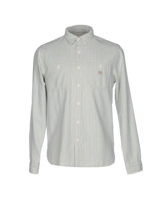 Denim & Supply Ralph Lauren - Blue Shirt for Men - Lyst