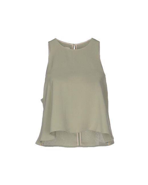 Nanushka - Green Top - Lyst