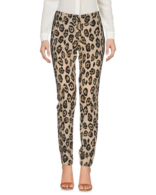 Who*s Who - Natural Casual Pants - Lyst