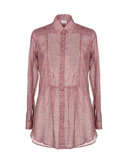 Caliban Pink Shirt