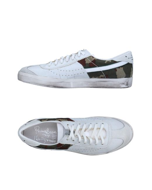 Primabase - White Low-tops & Sneakers for Men - Lyst