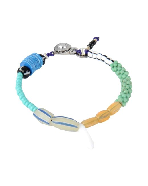 YMC - Green Bracelet - Lyst