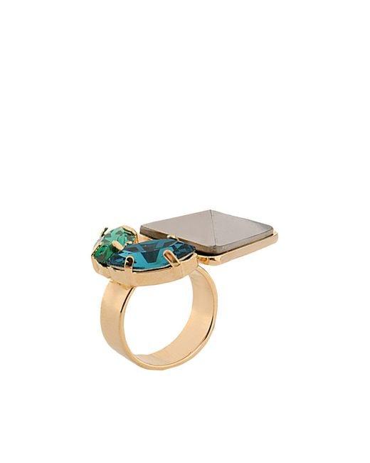 Iosselliani - Multicolor Ring - Lyst