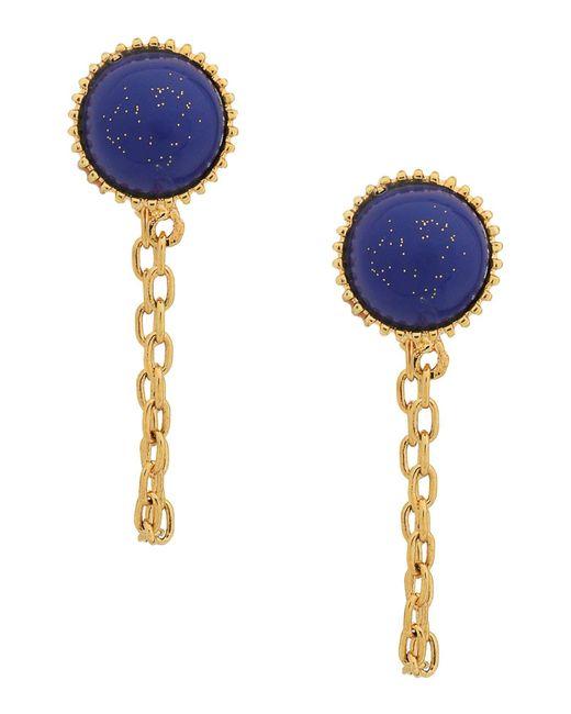 Marc By Marc Jacobs - Blue Earrings - Lyst