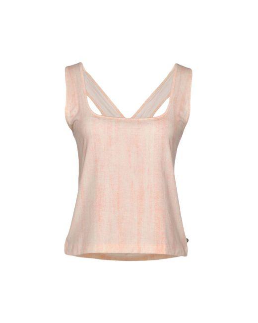 Trussardi - Pink Top - Lyst