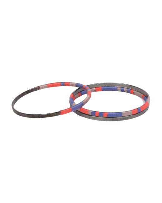 First People First - Red Bracelet - Lyst