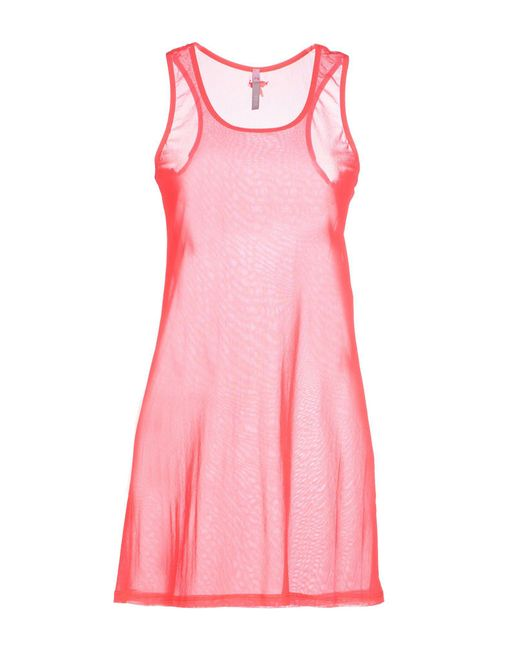 Scee By Twin-set - Pink Tank Top - Lyst