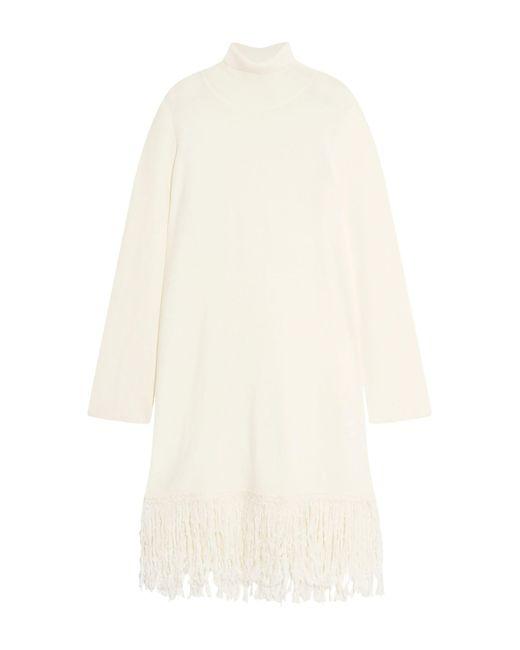 Iris & Ink - White Short Dress - Lyst