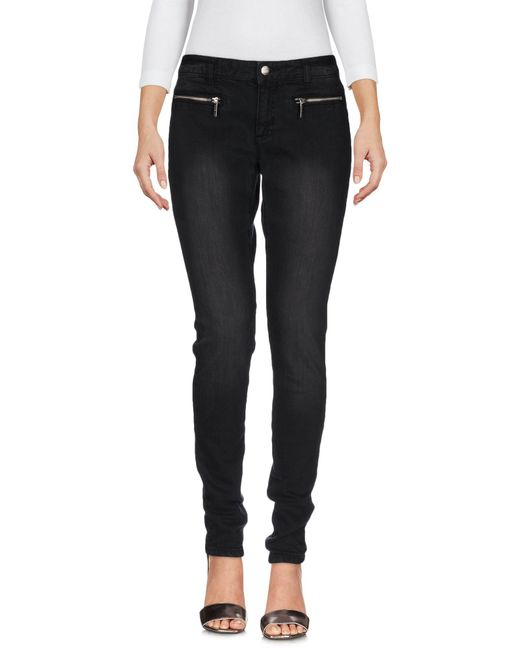 MICHAEL Michael Kors Black Denim Trousers