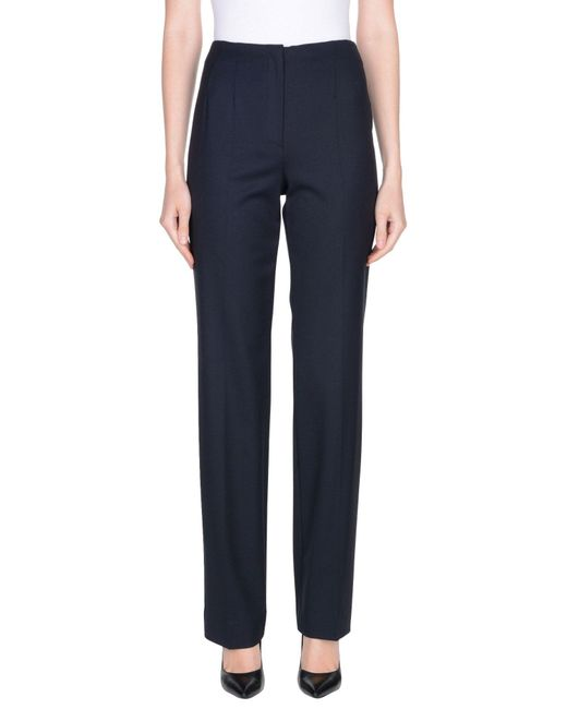 Piazza Sempione - Blue Casual Pants - Lyst