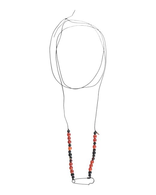 Ann Demeulemeester - Multicolor Necklace - Lyst