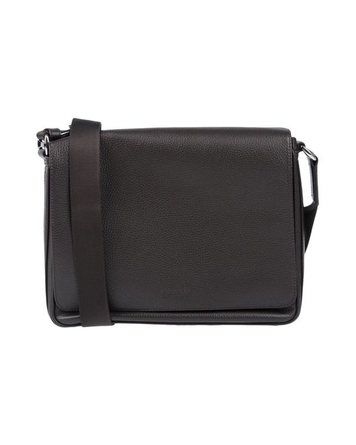 Bally - Brown Cross-body Bags for Men - Lyst