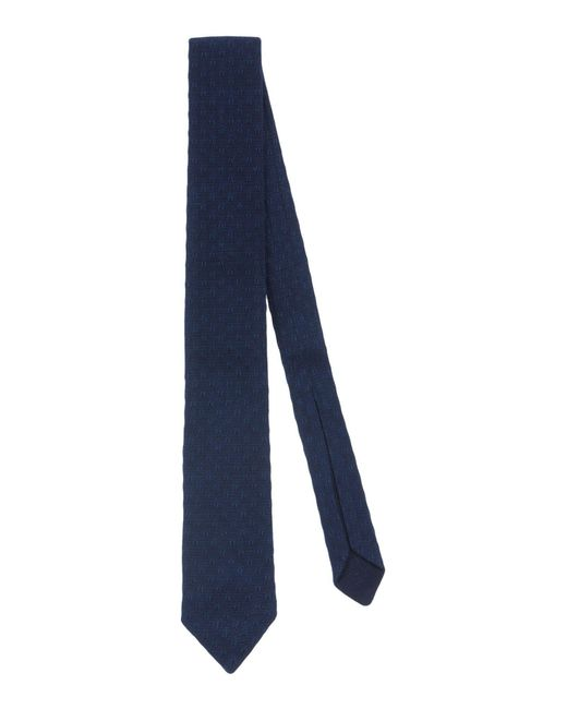 Roda - Blue Tie for Men - Lyst