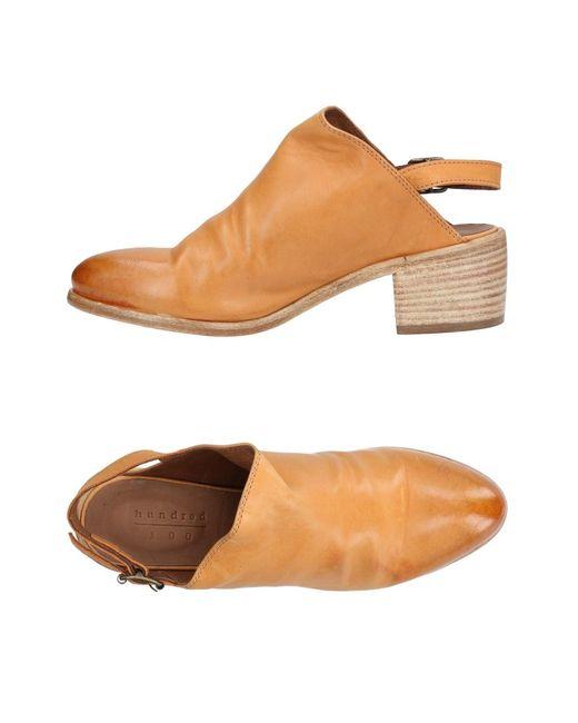 CHAUSSURES - Mules & SabotsErika Cavallini Semi Couture WxABGRW9M