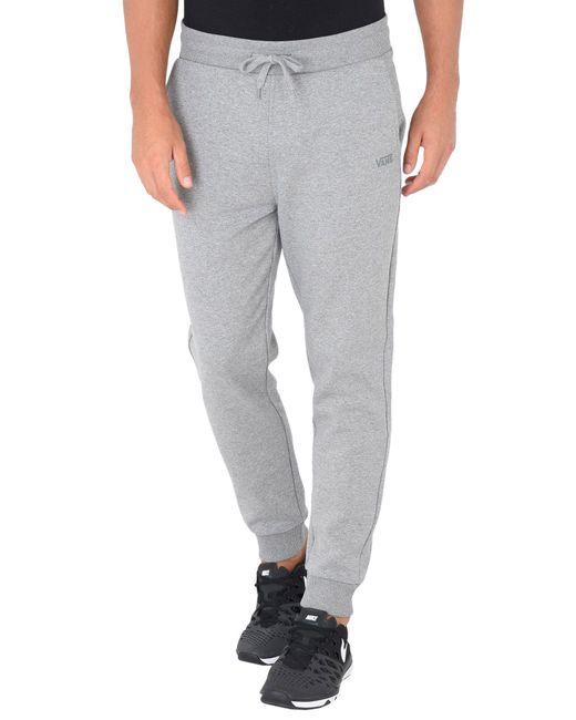 daf53b44295f Vans - Gray Casual Pants for Men - Lyst ...