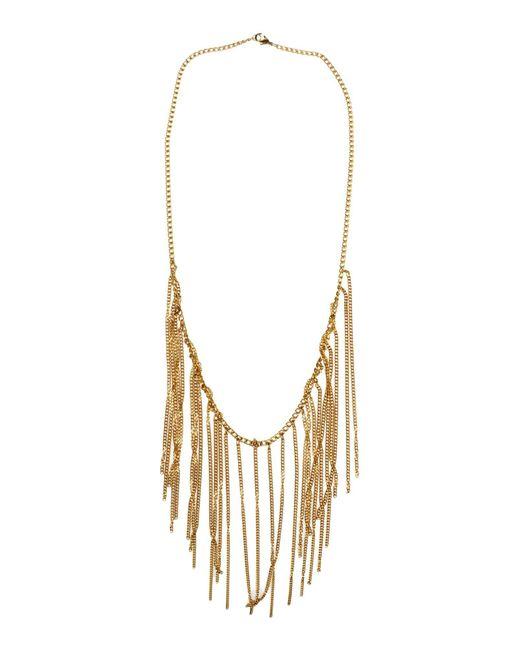 Aglini | Metallic Necklace | Lyst