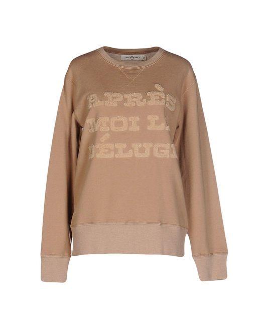 Things On Earth | Natural Sweatshirt | Lyst