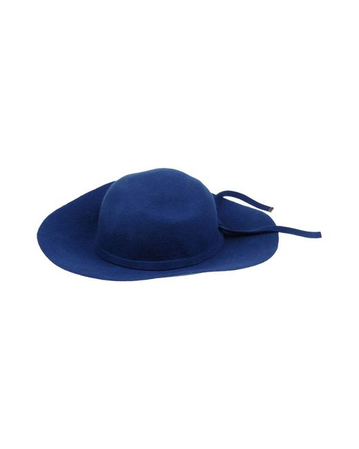 Armani Jeans - Blue Hat - Lyst