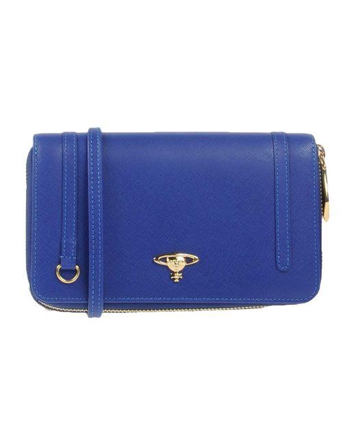 Vivienne Westwood - Blue Handbag - Lyst