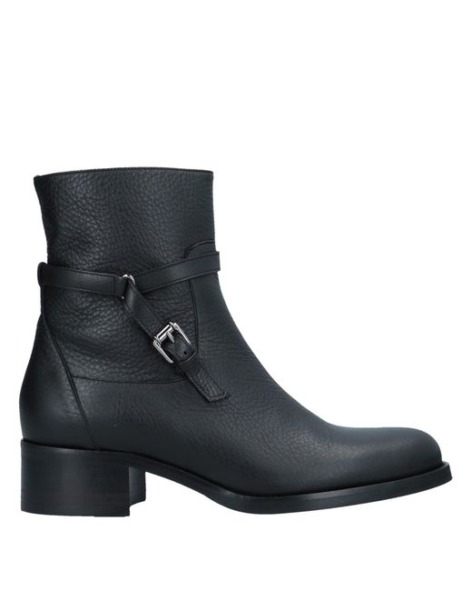 Loriblu - Black Ankle Boots - Lyst