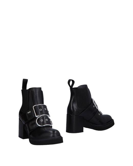 Cesare Paciotti - Black Ankle Boots - Lyst
