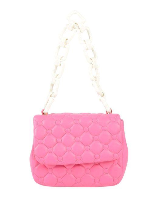 Boutique Moschino - Pink Handbag - Lyst