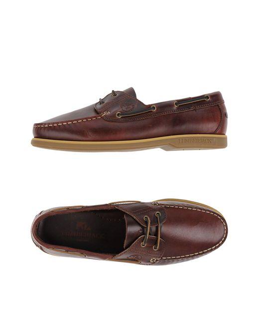 Lumberjack - Brown Loafers for Men - Lyst