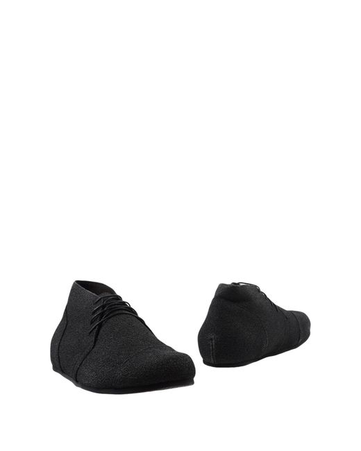 Peter Non - Black Ankle Boots - Lyst