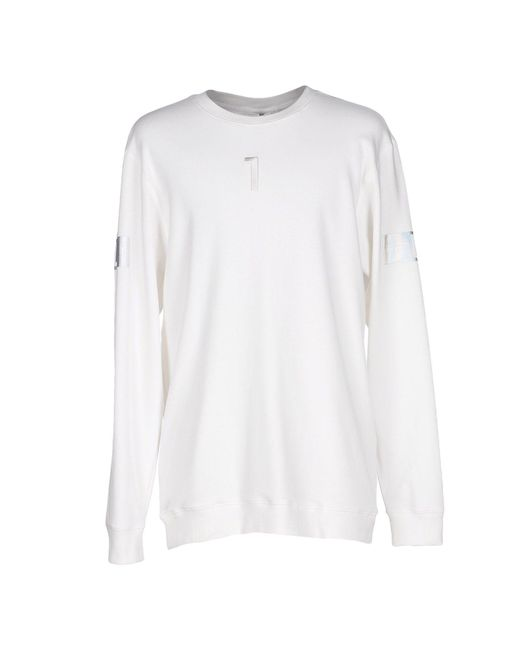 Dbyd - White Sweatshirts for Men - Lyst