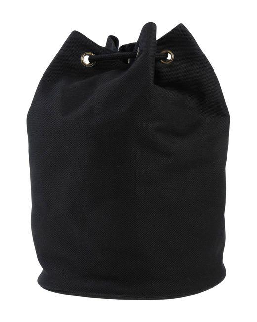 RUE DE VENRNEUIL Black Backpacks & Fanny Packs