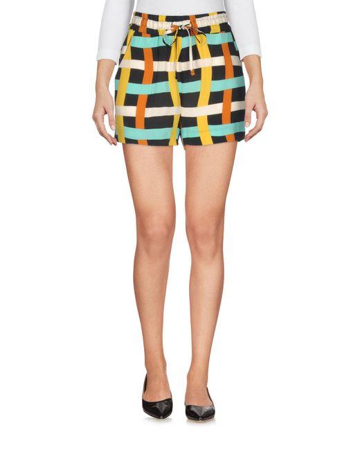 Suoli - Black Shorts - Lyst