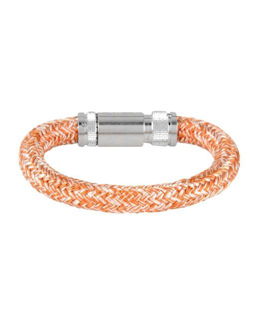 Acne - Orange Bracelets - Lyst