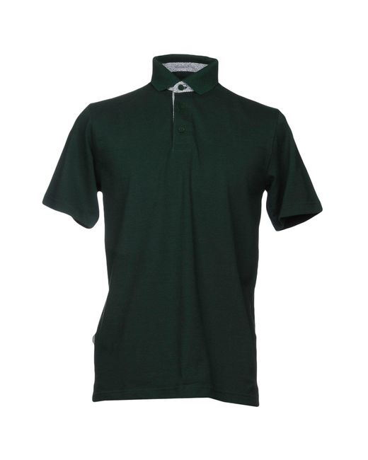 Mirto - Green Polo Shirts for Men - Lyst