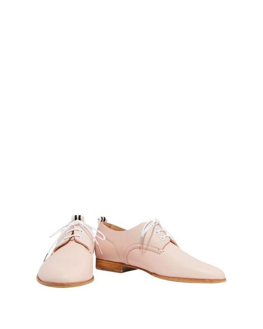 Rag & Bone - Pink Zapatos de cordones - Lyst