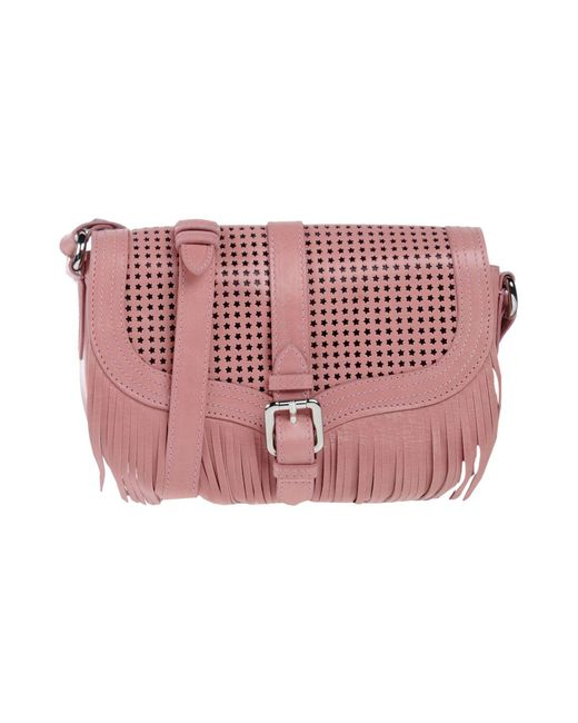 Just Cavalli - Pink Cross-body Bags - Lyst