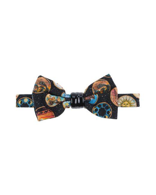 Cor Sine Labe Doli - Black Bow Tie for Men - Lyst