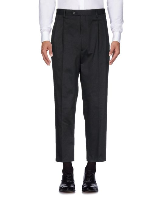 LC23 - Black Casual Pants for Men - Lyst