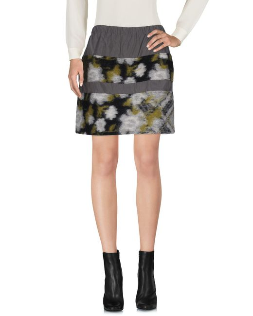 SKIRTS - Mini skirts Christian Pellizzari Free Shipping Shop Offer Buy Cheap Cheapest Free Shipping Low Price 20hURNQYpS
